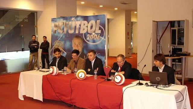 Pc Fútbol 2006 se presenta en España