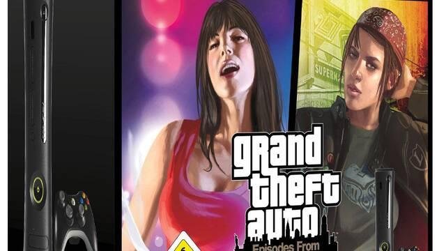 Ya disponible el pack de Xbox 360 con los episodios de GTA IV