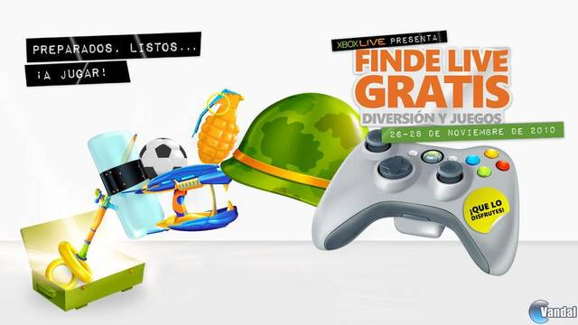 Este fin de semana Xbox Live Gold será gratuito
