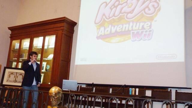 Nintendo presenta en España Kirby's Adventure Wii