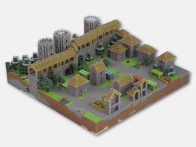Tu mundo de Minecraft puede hacerse real