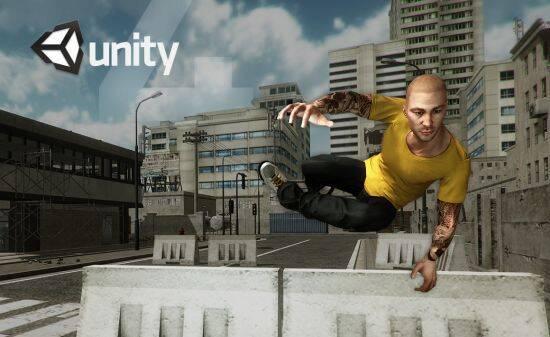 Ya disponible el motor Unity 4