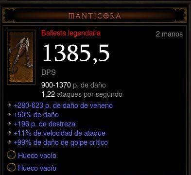 Un español vende por el equivalente a 3.000 euros la mejor arma de Diablo III