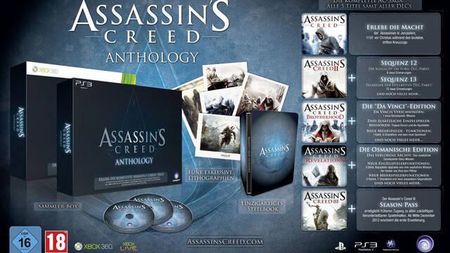 Ubisoft confirma Assassin's Creed Anthology