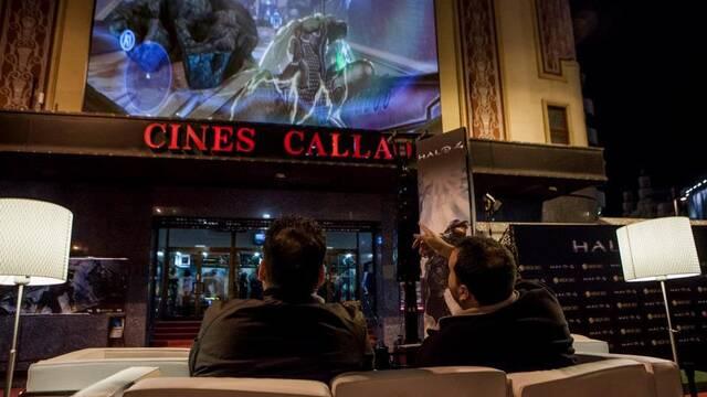 Anoche se celebró la premier de Halo 4: Forward unto Dawn en Madrid