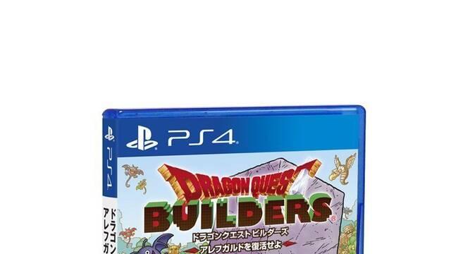 Dragon Quest Builders muestra su carátula para Japón