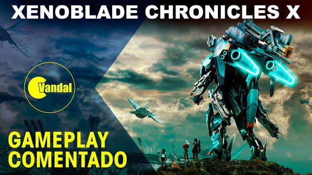 Os mostramos más de una hora de la jugabilidad de Xenoblade Chronicles X