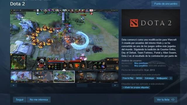 Las fichas de los juegos de Steam ya no podrán mostrar ni ilustraciones ni imágenes renderizadas