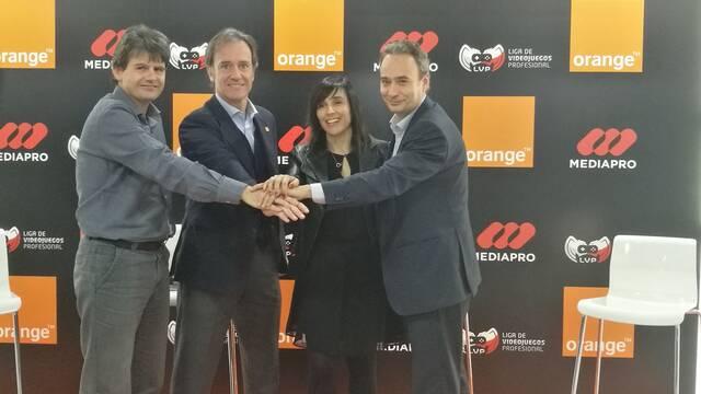 Crónica: Orange entra en los eSports con el patrocinio durante dos años de la LVP