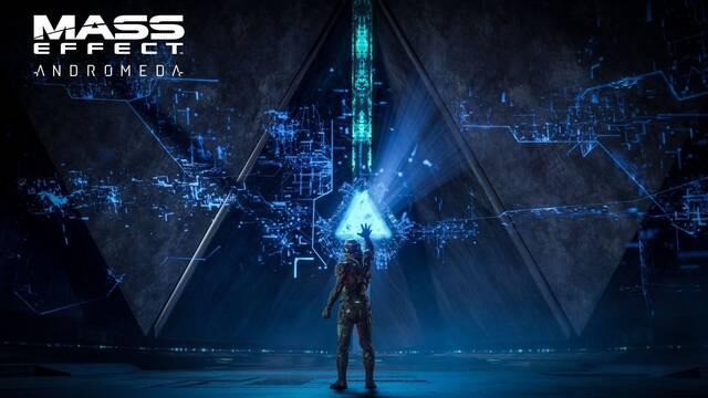 Mass Effect Andromeda muestra un espectacular tráiler para celebrar el 'N7 Day'