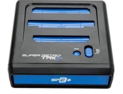 Super Retro Trio Plus HD: una nueva consola compatible con NES, SNES y Mega Drive