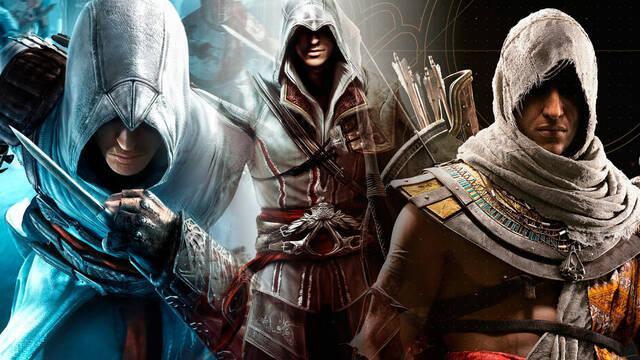 Así han evolucionado los gráficos de Assassin's Creed de 2007 hasta Origins