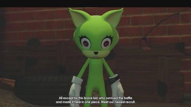 La comunidad se divierte diseñando personajes feos en Sonic Forces