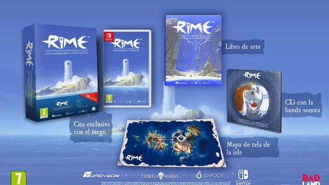 La edición física de RiME de Switch llegará a las tiendas el 22 de noviembre