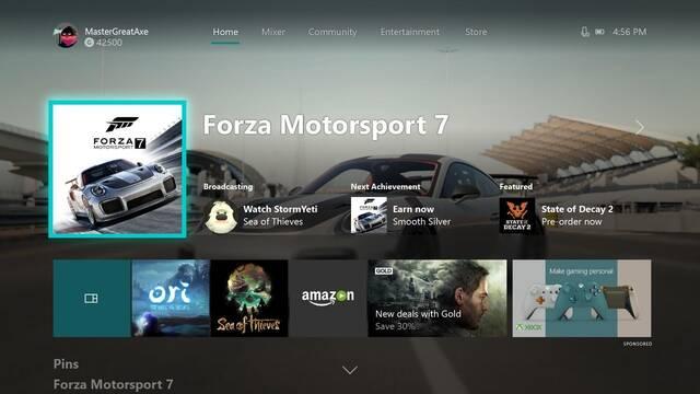 Los usuarios de Xbox One ya pueden regalar juegos digitales