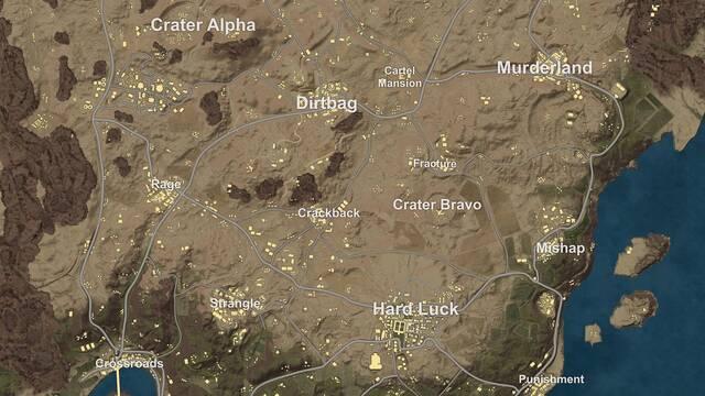 Filtrados nuevos detalles del mapa y los vehículos que llegarán a PUBG