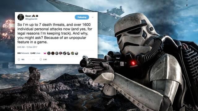 El supuesto desarrollador de EA que recibió amenazas era una cuenta falsa