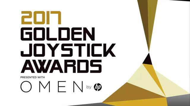 Anunciados los ganadores de los Golden Joystick Awards 2017