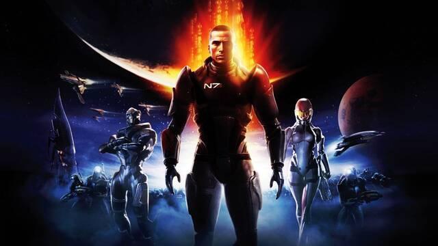 El Mass Effect original cumple 10 años