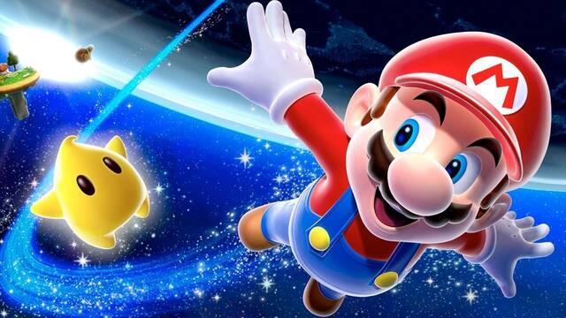 Super Mario Galaxy cumple diez años