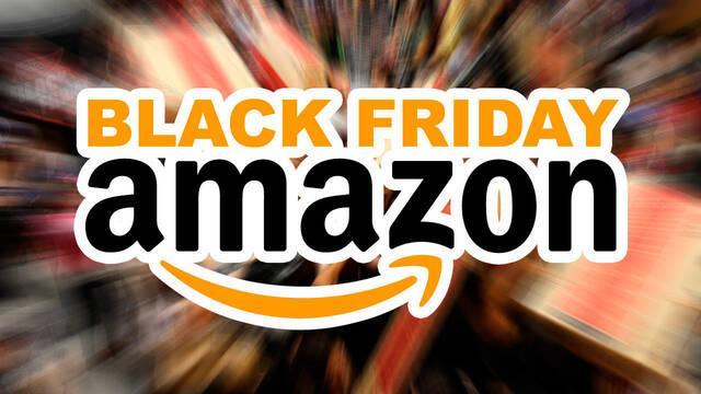 Todas las ofertas de Black Friday de Amazon en videojuegos (actualizado)