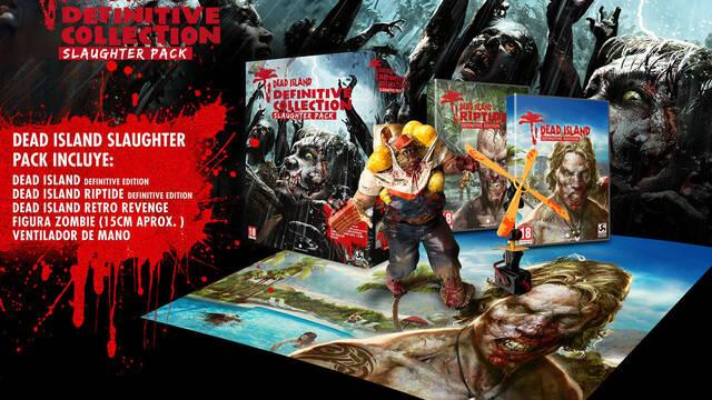 Dead Island Definitive Collection Slaughter Pack llega mañana a PS4