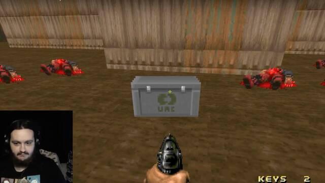 Un mod añade Loot Boxes al Doom original de 1993 para parodiarlas