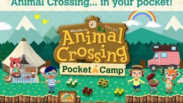 Animal Crossing: Pocket Camp recibirá nuevos aldeanos, muebles y ropa
