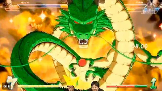 Una retransmisión de Dragon Ball FighterZ revela la invocación de Shenlong