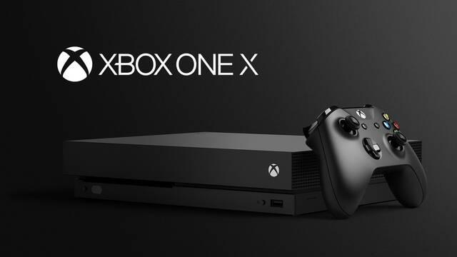 Xbox One X recibió 'una increíble respuesta' durante el Black Friday
