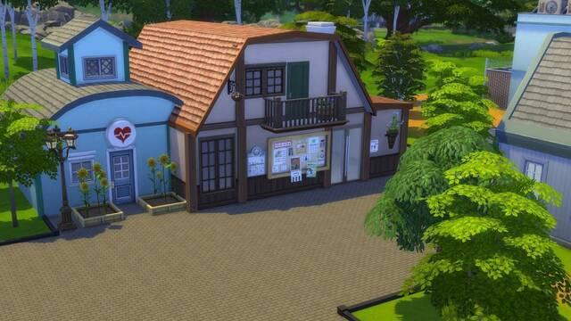 Recrean el pueblo de Stardew Valley en Los Sims 4