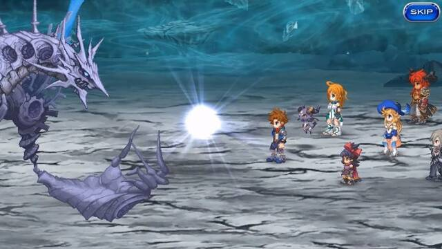 Final Fantasy Dimensions II llega a iOS y a Android