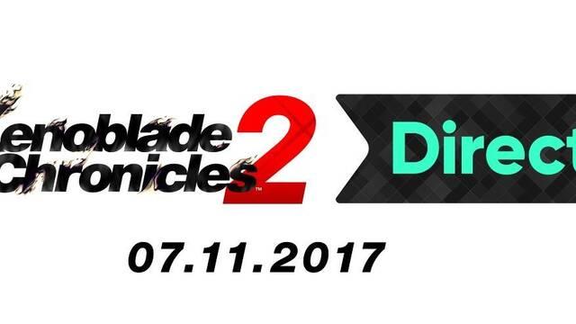 El Xenoblade Chronicles 2 Direct tendrá lugar el martes 7 de noviembre