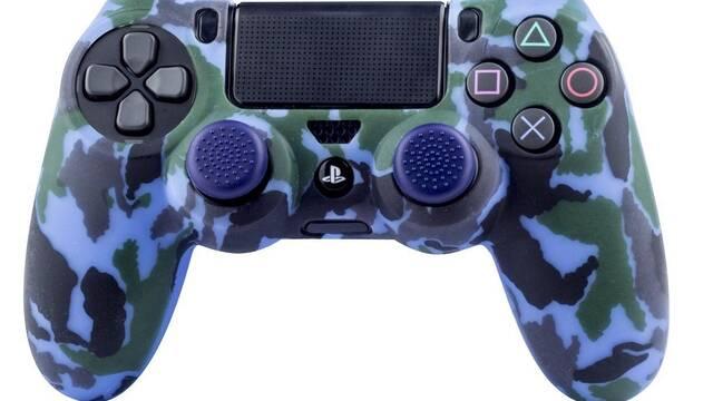Blade presenta dos nuevas fundas de camuflaje para el mando DualShock 4