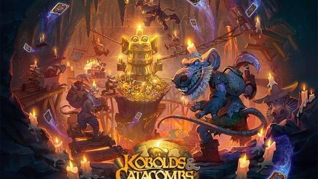 Anunciada nueva expansión de Hearthstone: Kóbolds & Catacumbas