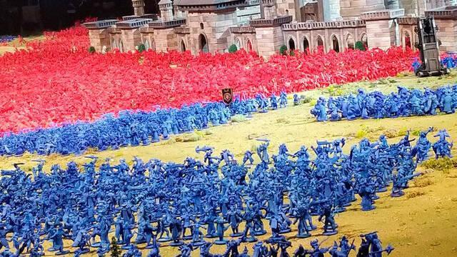 Blizzard consigue un récord Guinness al mayor diorama de videojuegos