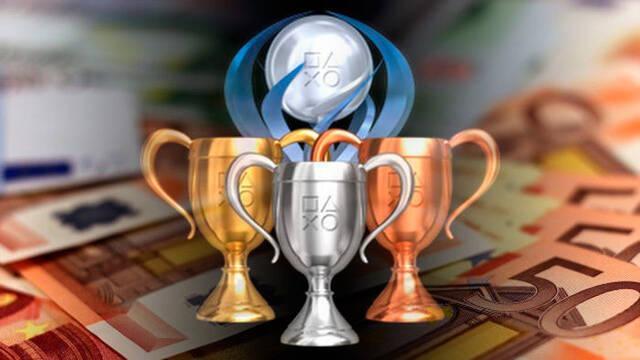 Dinero para la PS Store a cambio de conseguir trofeos, pero solo en EE.UU.