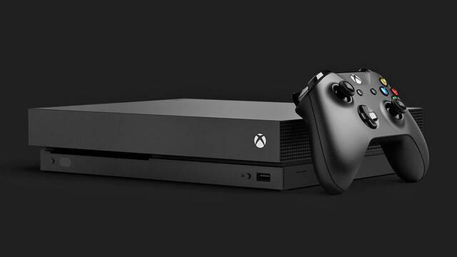 Xbox One X ya está a la venta