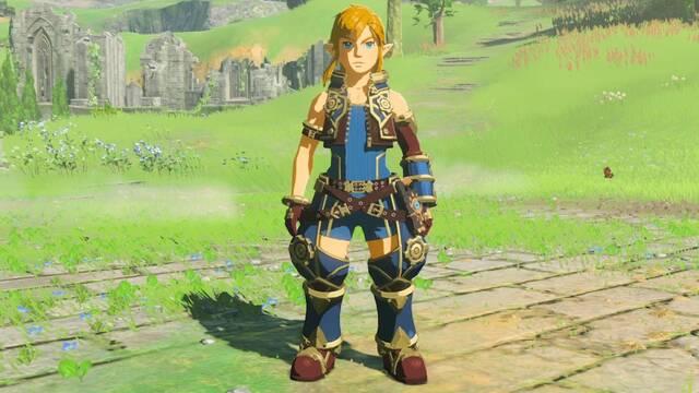 Zelda: BOTW tendrá un DLC gratuito basado en Xenoblade Chronicles 2