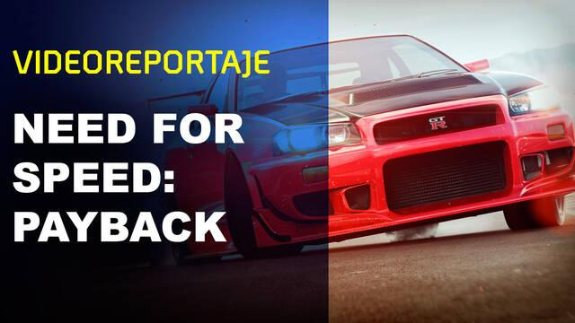 Vandal TV: Videoanálisis de Need for Speed Payback