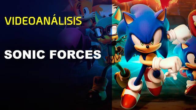 Vandal TV: Videoanálisis de Sonic Forces