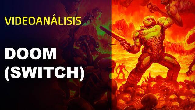 Vandal TV: Videoanálisis de Doom para Nintendo Switch