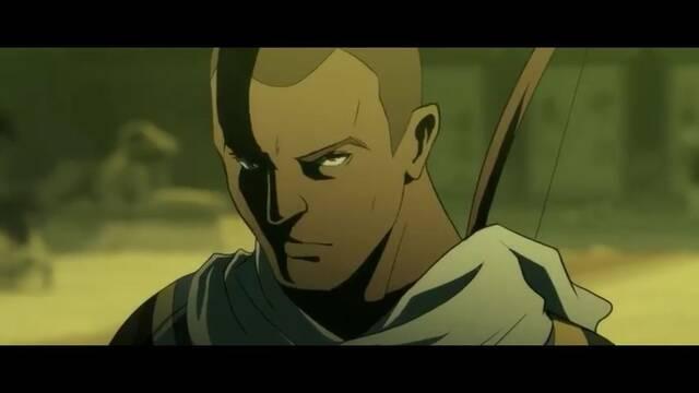 Bayek protagoniza este corto animado de Assassin's Creed Origins
