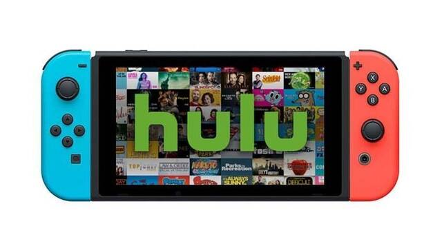 La app de streaming Hulu desembarca en las Nintendo Switch estadounidenses