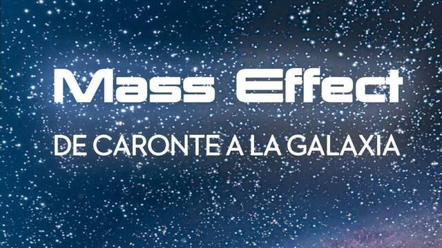 Anunciado el libro 'Mass Effect: De Caronte a la galaxia'