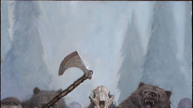 Muestran un adelanto del cómic oficial de God of War