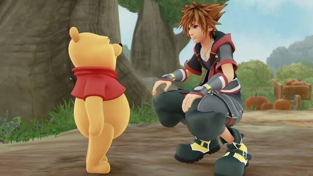 Kingdom Hearts III presenta su nuevo tráiler 'Winnie the Pooh'