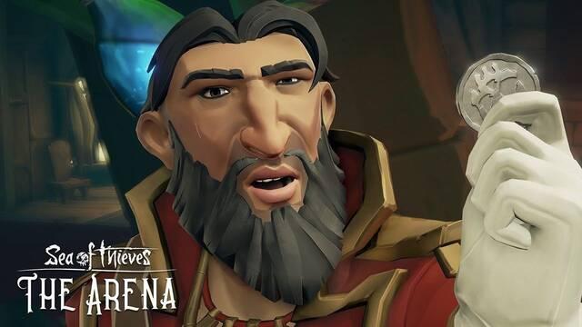 Sea of Thieves presenta su modo competitivo The Arena