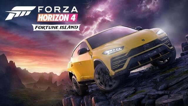 Forza Horizon 4 presenta su nuevo contenido 'Fortune Island' en tráiler