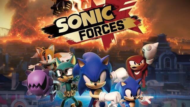 La banda sonora de Sonic Forces ya está a la venta